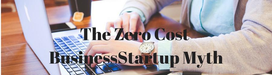 Zero Cost Startup Myth